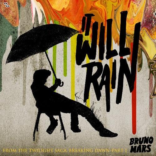 BRUNO MARS - IT WILL RAIN - Dj Mução