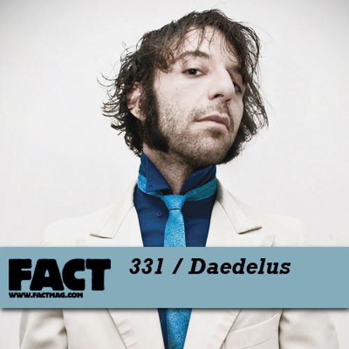 FACT mix 331 - Daedelus (May '12)
