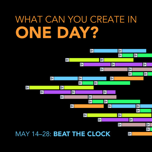 Eat the Blocck for Beat the Clock (Ableton Contest)