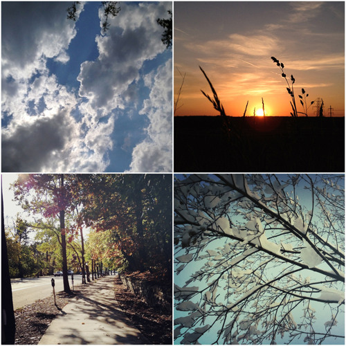Seasonal Impressions [disquiet0021-4seasons]