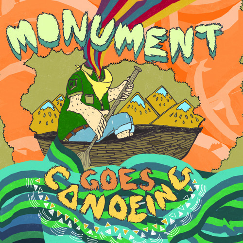 Monument - Goes Canoeing