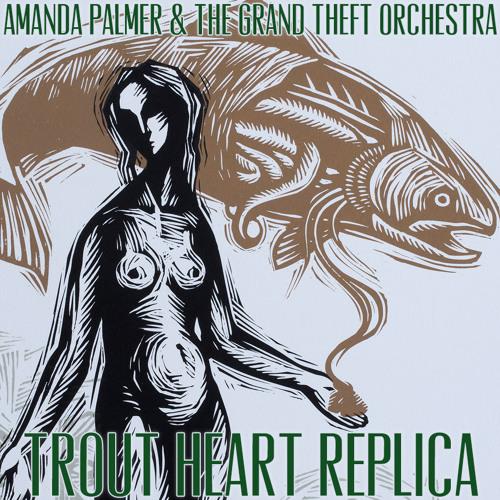 Trout Heart Replica