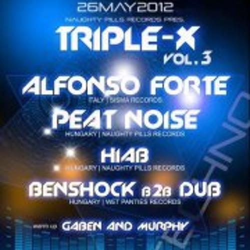 Hiab live @ TRIPLE-X Party Vol. 3._2012.05.26.