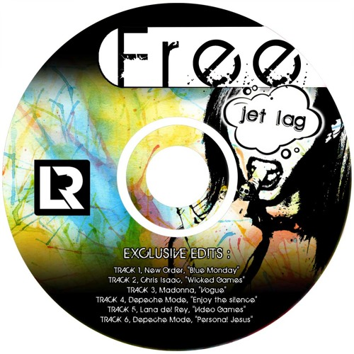 "Depeche Mode, ""Personal Jesus"", Jetlag Edit"