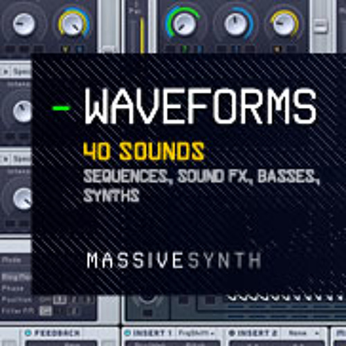 Massive Synth Waveforms