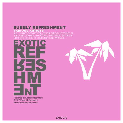 Sasch BBC, Caspar - Supersonic (NTFO Remix) // Bubbly Refreshment