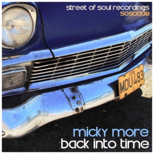 Micky More - Back Into Time