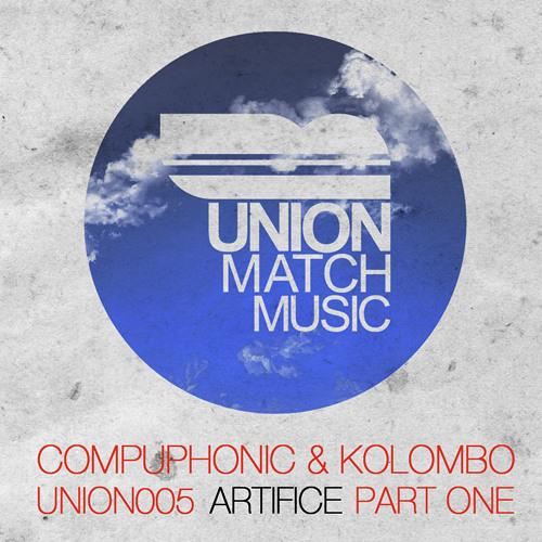 Compuphonic & Kolombo - Walkin on a cloud (Union Match)