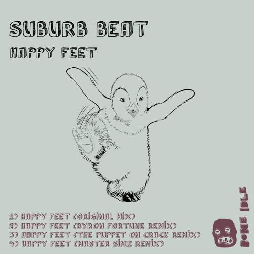 Happy Feet (Original mix) - [Bone Idle Records]