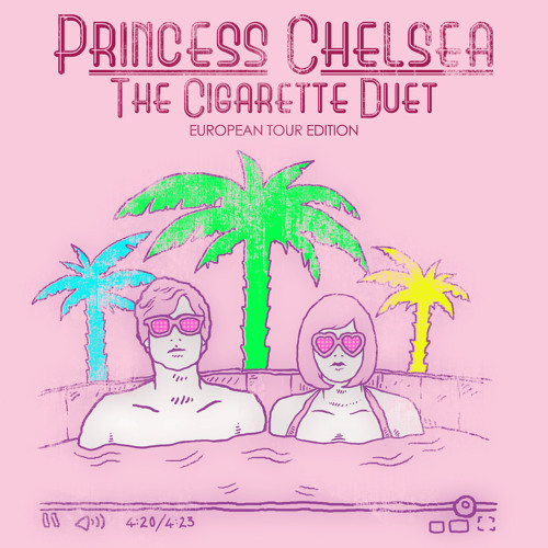 Princess Chelsea - Positive Guy Meets Negative Man