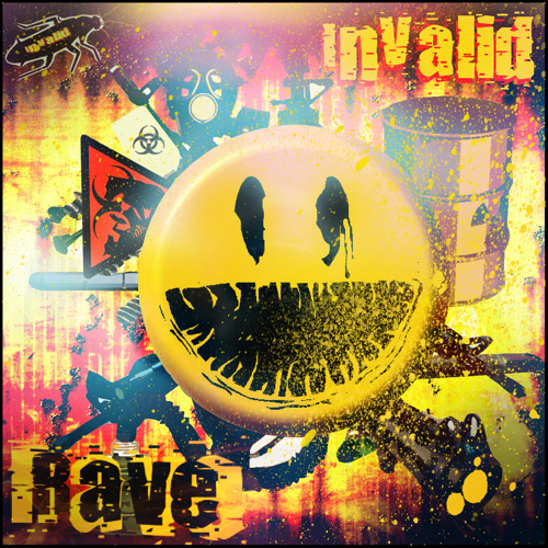 In Valid - Rave(NECROdog - Rave in the grave Gabber, Breakcore RMX - Part2)