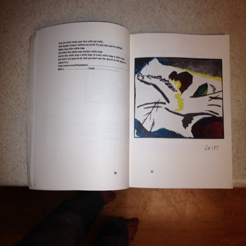 Seeing by Wassily Kandinsky