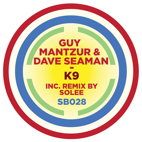 Guy Mantzur & Dave Seaman - k9 (Low Fi Preview)