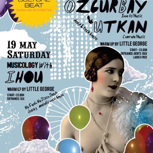 Ihou @ CultureBeat 19May2012 Part 2