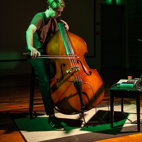 Music for Double Bass and Computer, No. 3-CEMEC@CCRMA