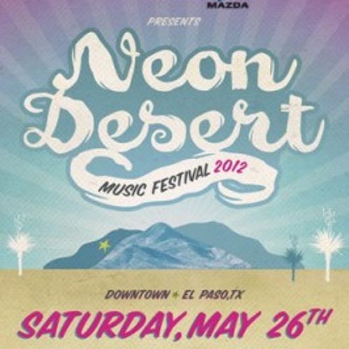 BeatSlacker - LIVE @ Neon Desert Music Festival 2012