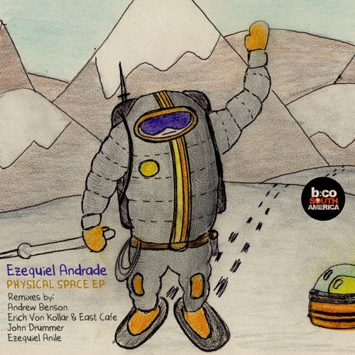 Ezequiel Andrade - Bring Me Back ( Original Mix )