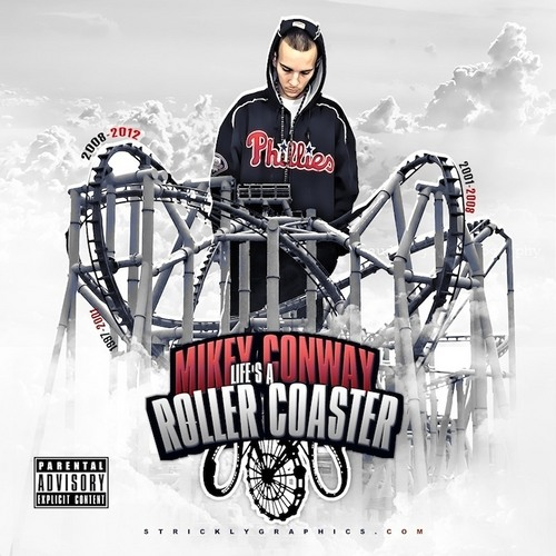 Mikey Conway feat. Rich Quick - On The Line