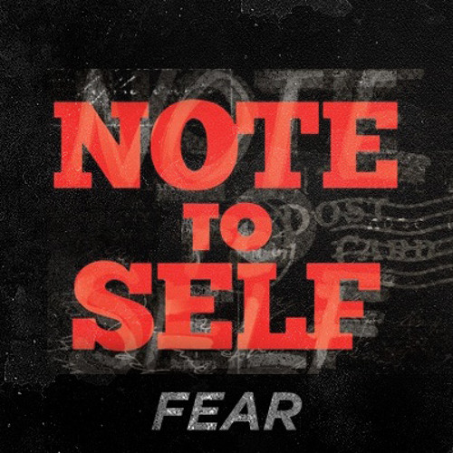 Note To Self #2 (Fear is the antithesis of growth)