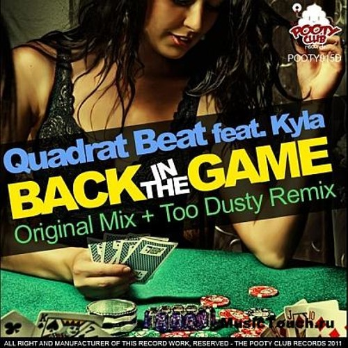 Quadrat Beat feat. Kyla - Back In The Game