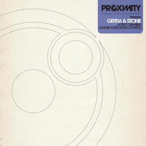 PROX032 - GERRA & STONE - SUBCONSCIOUS CONTROL