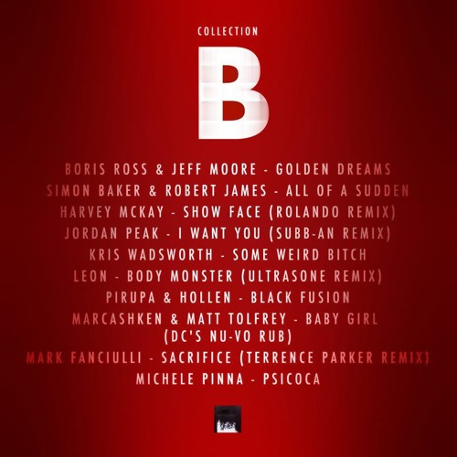 Leon - Body Monster (Ultrasone Remix) (Saved Records)
