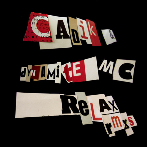 Cadik feat Dynamite Mc - Relax ( Mango aka Modul rmx ) Chi Recordings