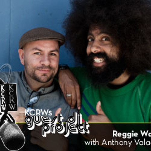 Reggie Watts on KCRW's Guest DJ Project