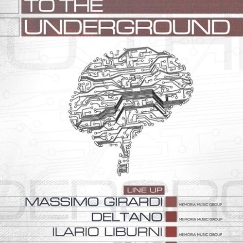 Deltano @ To The Underground (Heusden, BE) 25 05 12