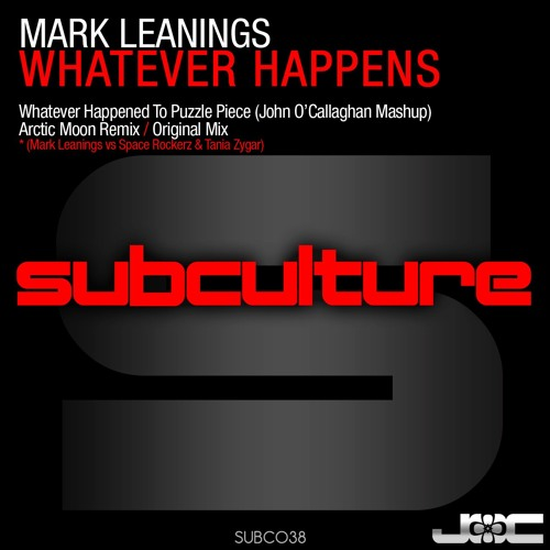 Mark Leanings - Whatever Happens (Arctic Moon Remix)