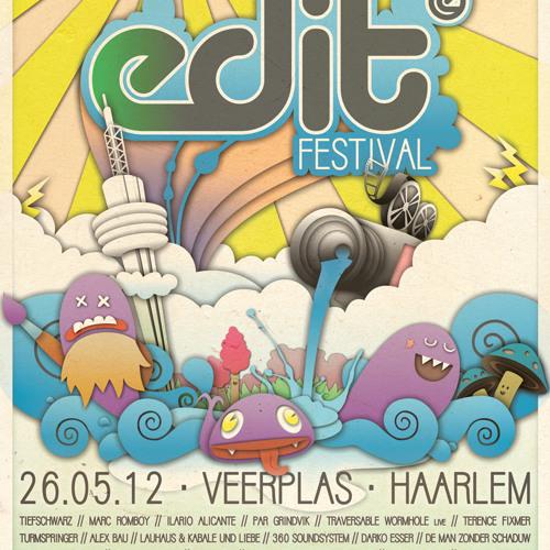 Folker Zwart @ Edit Festival 2012 [ON/SCHWUNG Stage]