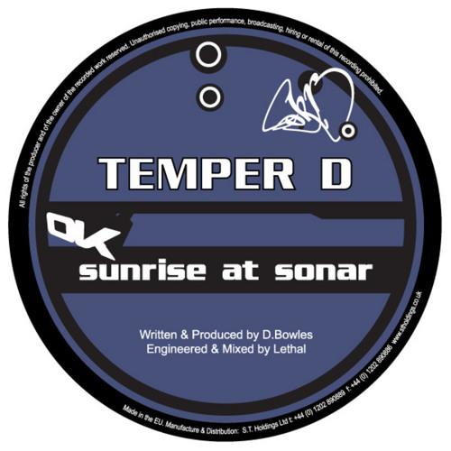 Temper D - Sunrise at Sonar (Offkey 008)