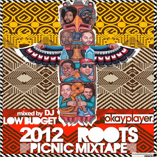 Official 2012 Roots Picnic Mixtape