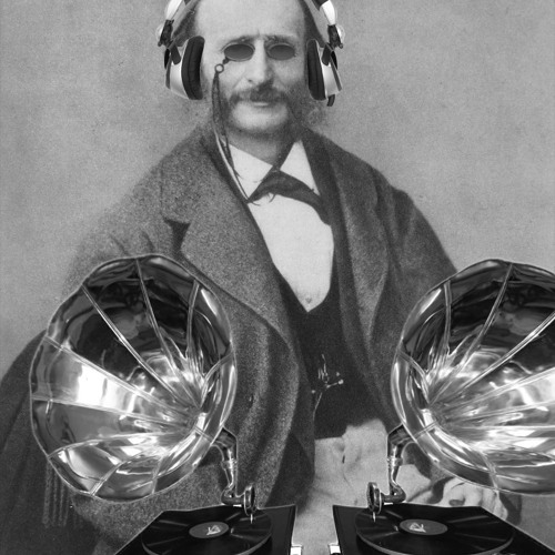 Jacques offenbach galop can can techno remix