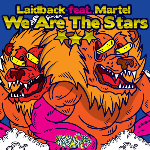Laidback Luke feat. Martel - We Are The Stars (SNIP)