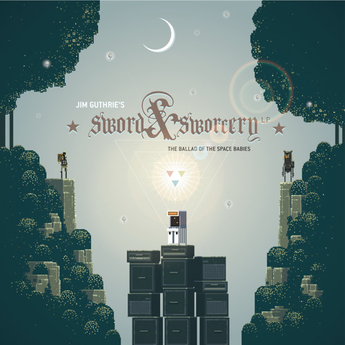 Jim Guthrie - Sword & Sworcery LP - The Ballad of the Space Babies - 04 The Prettiest Weed