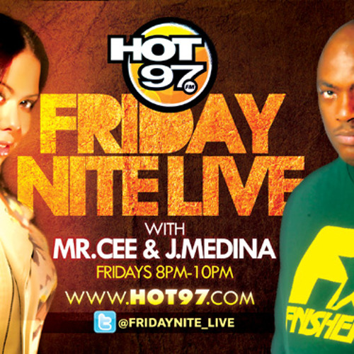 MISTER CEE & JMEDINA- FRIDAYNITE LIVE MEMORIAL DAY WEEKEND MIX