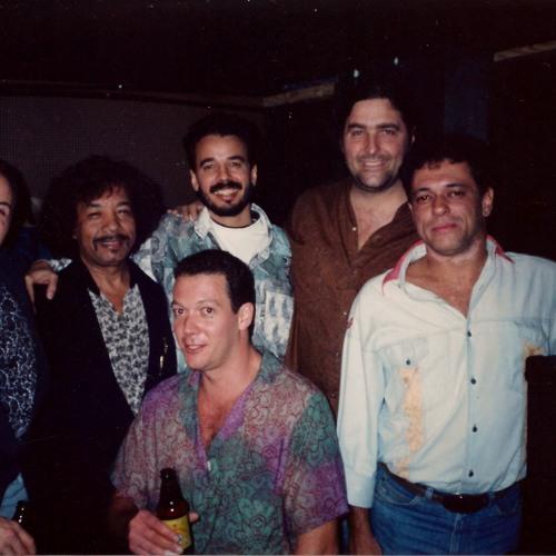 PRO RAUL ( Raul de Souza ) - LIVE in Sanja Jazz Bar - december 1992 :)