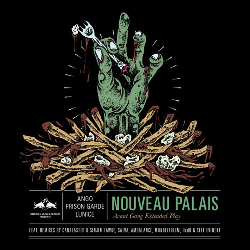 **FREE** Nouveau Palais - Drama (HxdB & Self Evident RMX) : RBMA