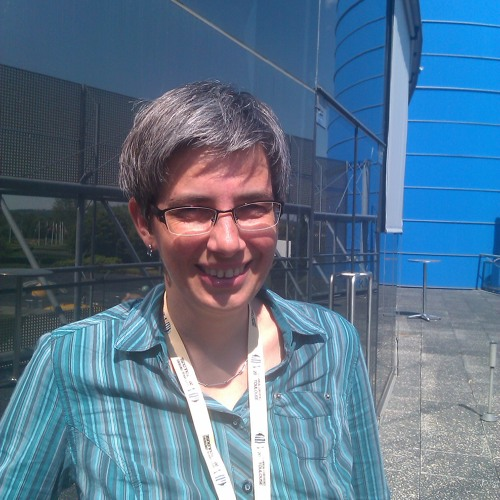 #Ecsite2012 Barbara Steicher