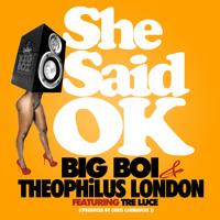 Listen to a new hiphop song She Said OK (ft. Tre Luce) - Big Boi and Theophilus London