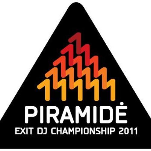 Klej - Exit Piramidė DJ Championship (June 2011)