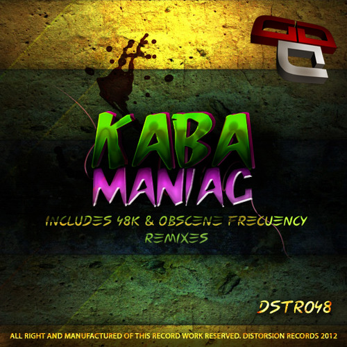 Kaba - Maniac [48k remix]