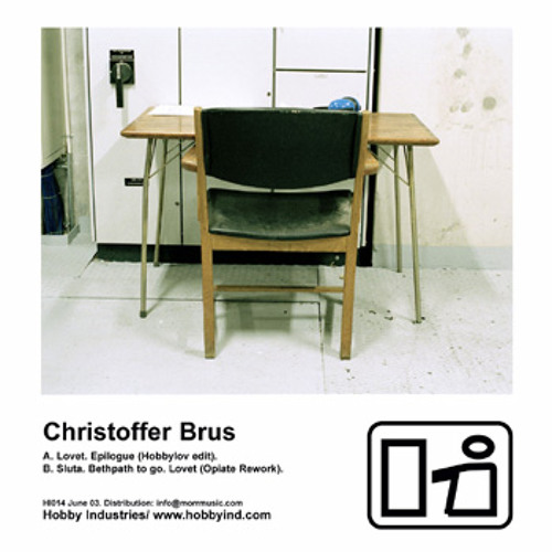 Christoffer Brus : Lovet (Opiate Rework) 2002
