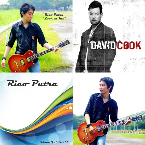 David Cook - Always Be My Baby (Cover by Rico Putra)