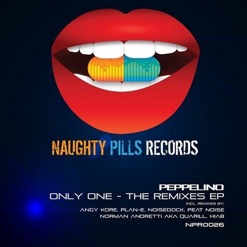 Peppelino - Only One (Noisedock Remix) - 128kb - out on Naughty Pills Records