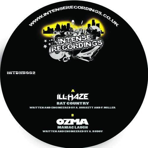 iLL-Haze -- Bat Country - Intenserecs002
