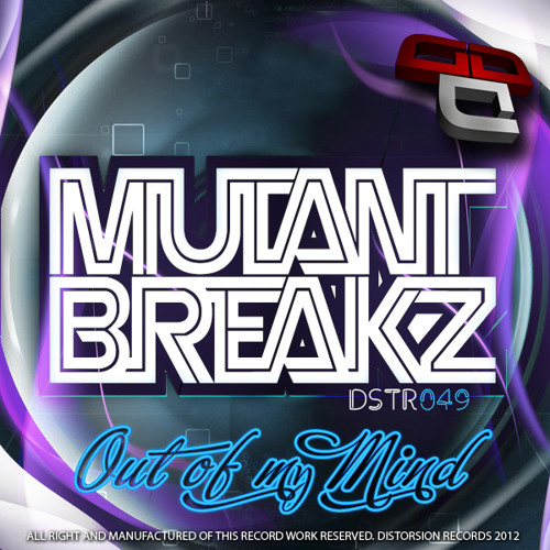[DSTR049]Mutantbreakz - Out of my mind