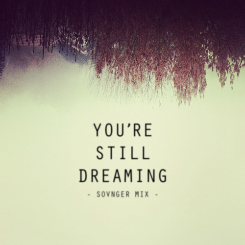 """You're still dreaming"" mix"