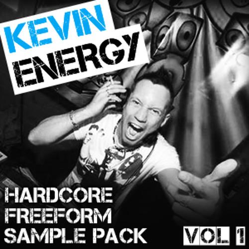 Kevin Energy Hardcore & Freeform Sample Pack 1